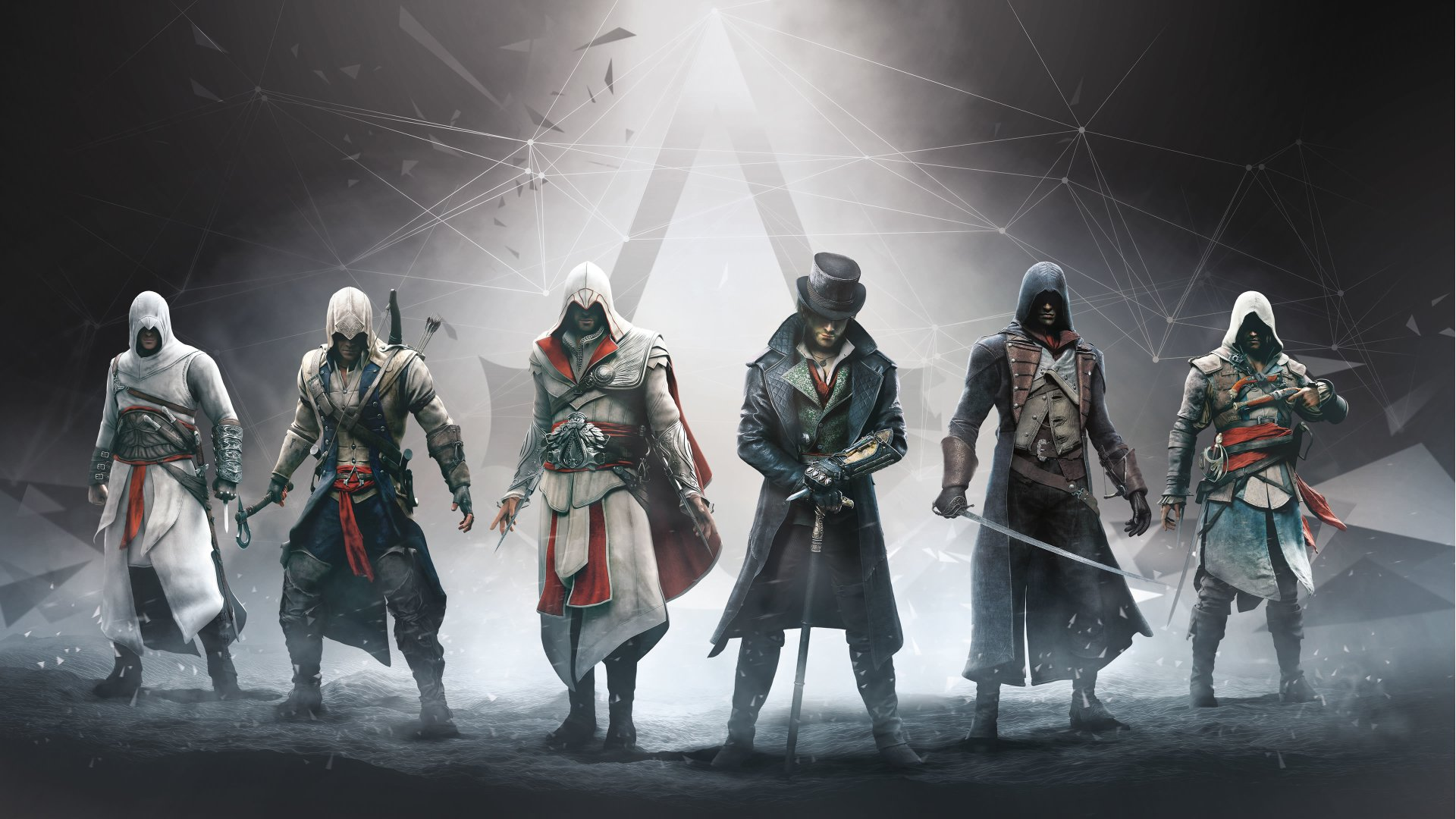 Video Game - Assassin's Creed  Altair (Assassin's Creed) Ezio (Assassin's Creed) Jacob Frye Connor (Assassin's Creed) Edward Kenway Wallpaper