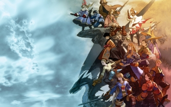 Video Game - Final Fantasy Wallpapers and Backgrounds ID : 59576