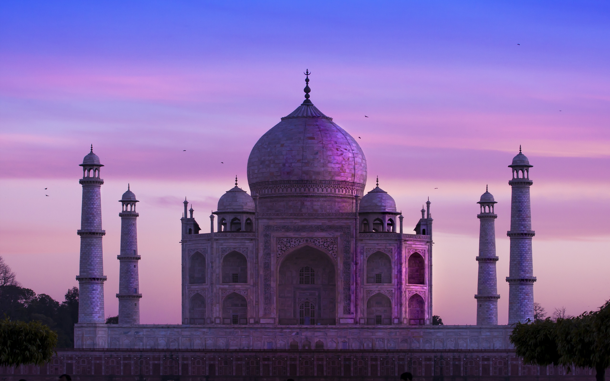 Taj Mahal Full Hd Wallpaper And Background Image