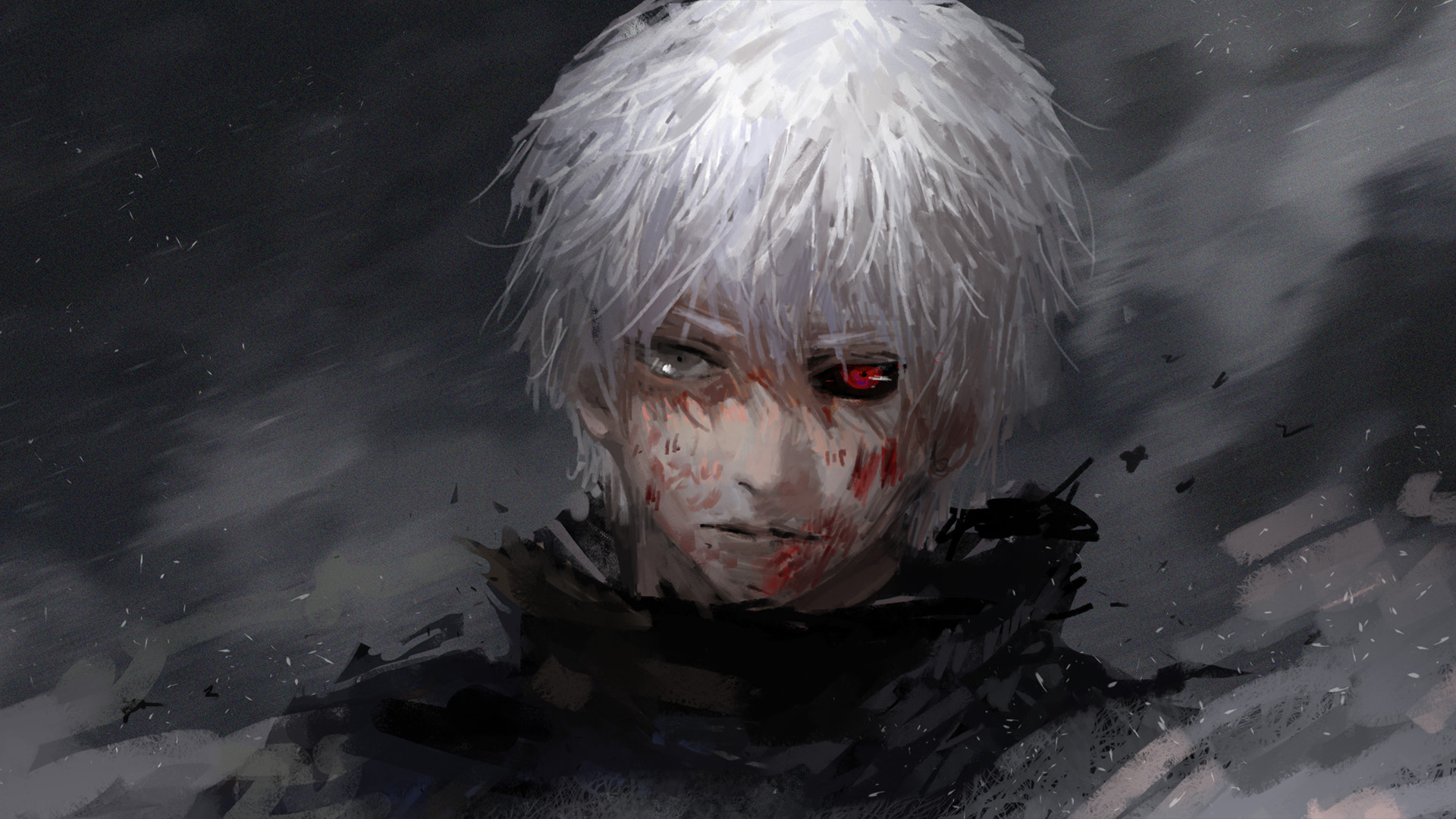 Tokyo Ghoul HD Wallpaper | Background Image | 1920x1080 ...
