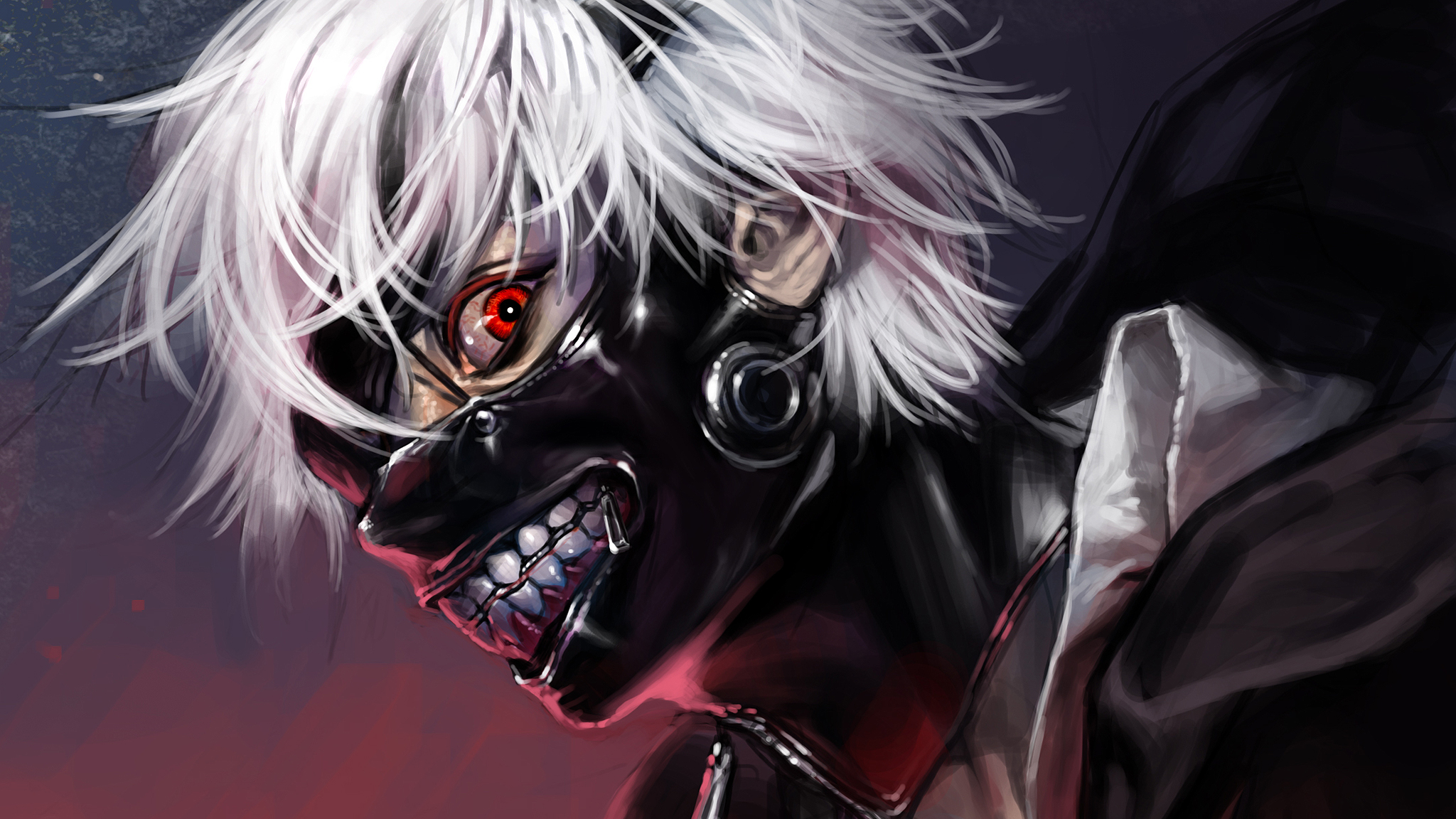 Tokyo Ghoul HD Wallpapers Backgrounds Wallpaper