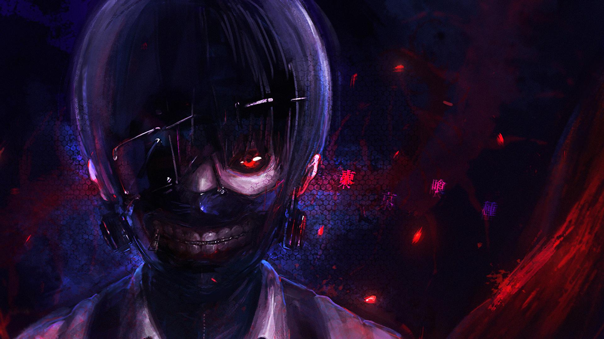 Tokyo ghoul full hd fondo de pantalla and fondo de escritorio 1920x1080 id 596838 - Ken hd wallpaper ...
