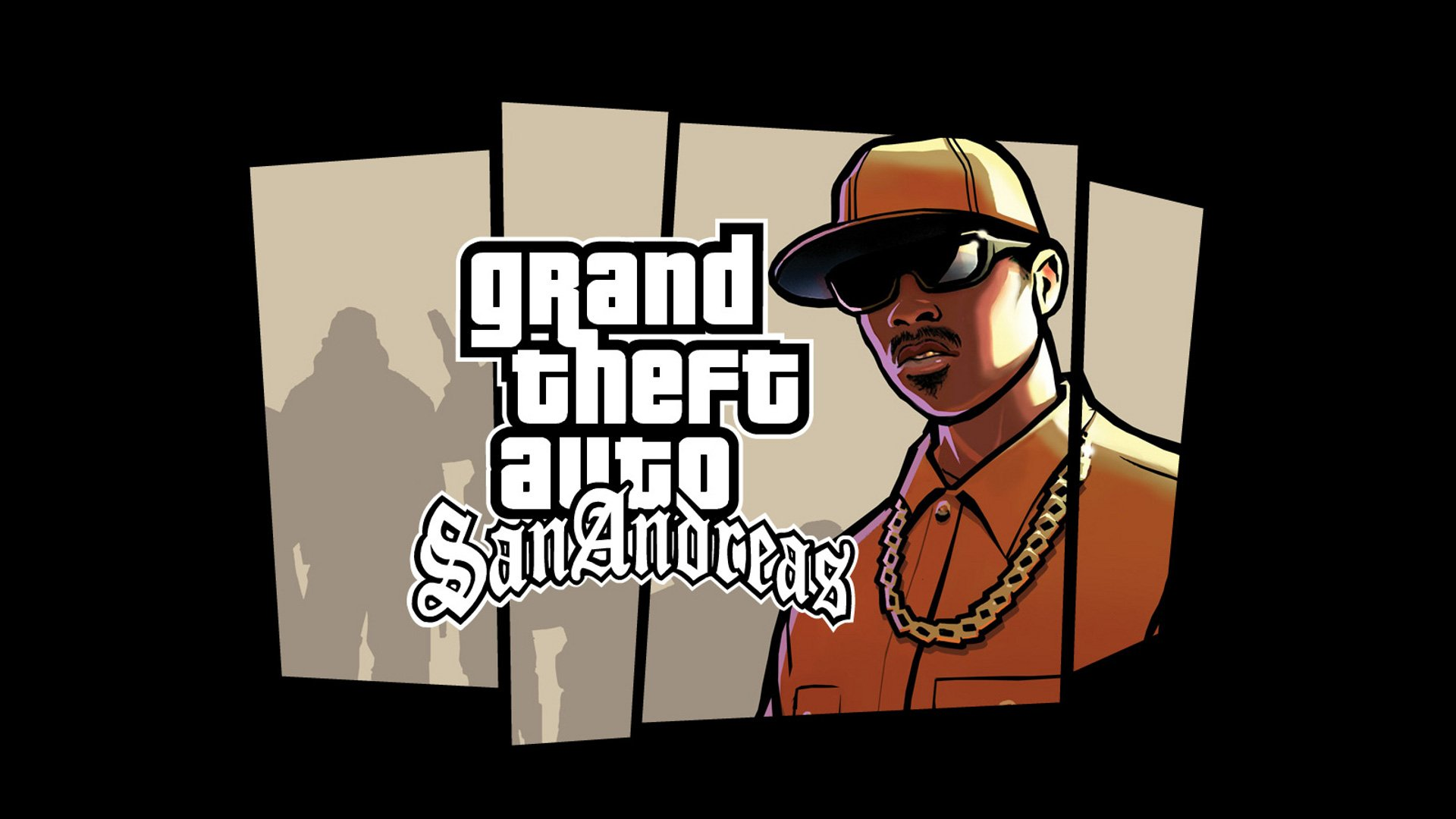 Grand Theft Auto San Andreas Hd Wallpaper Background Image