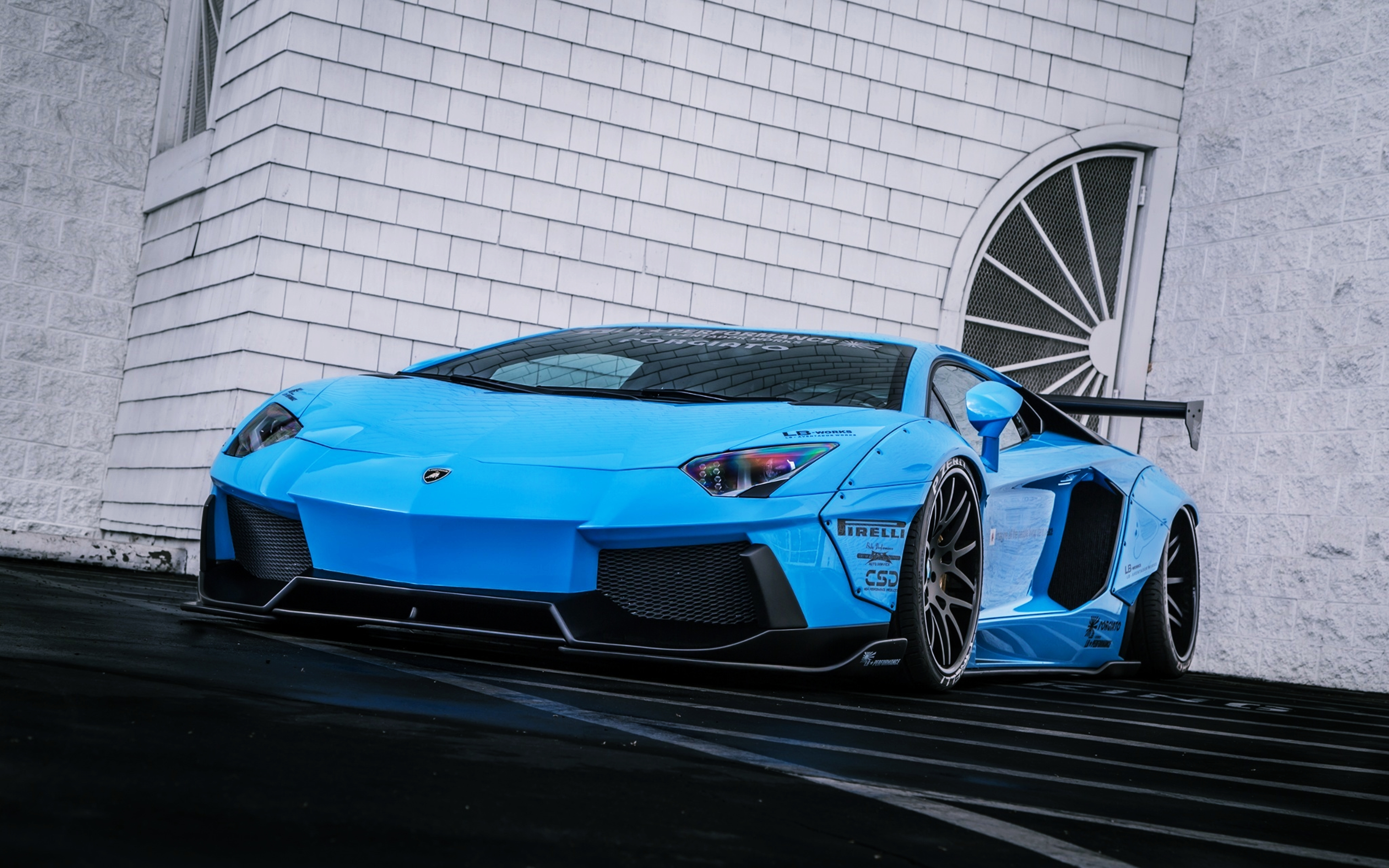 Lamborghini Aventador Lp 700 4 4k Ultra Hd Wallpaper Background