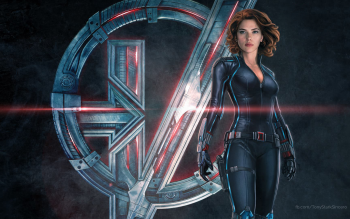 586 Black Widow Hd Wallpapers Background Images Wallpaper Abyss