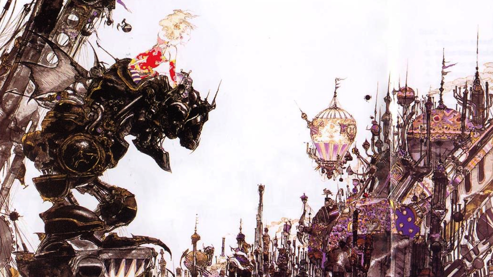 final fantasy vi hd wallpaper | background image | 1920x1080 | id