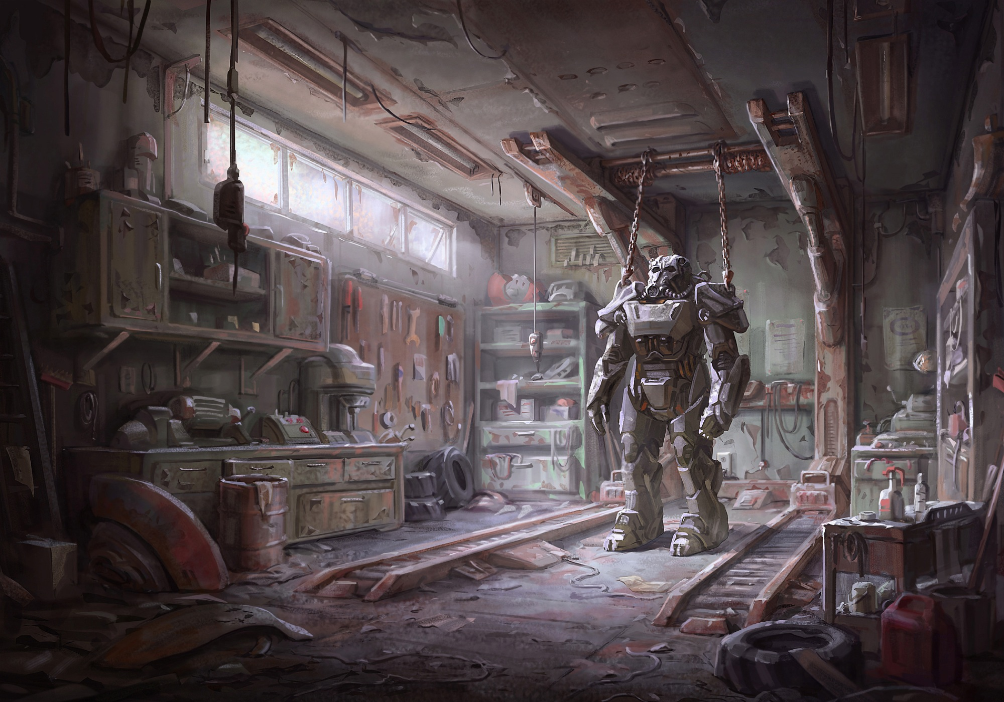 191 Fallout 4 Hd Wallpapers Background Images Wallpaper