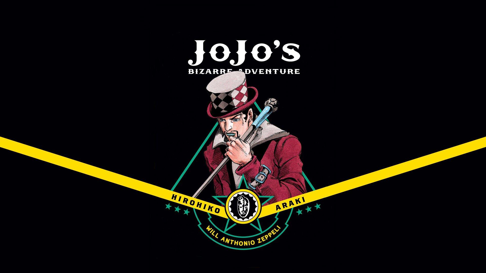 Jojo's Bizarre Adventure Full HD Wallpaper And Background