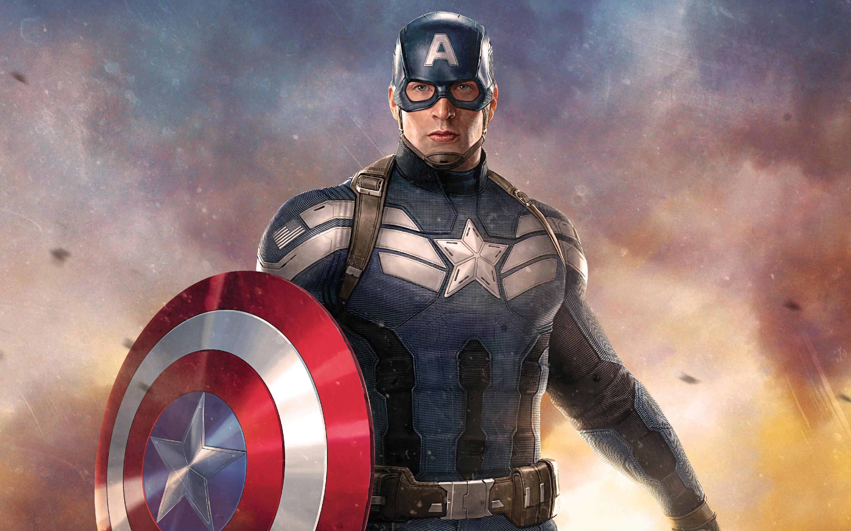 Capitan America El Primer Vengador Fondo De Pantalla Hd Fondo De Escritorio 2880x1800