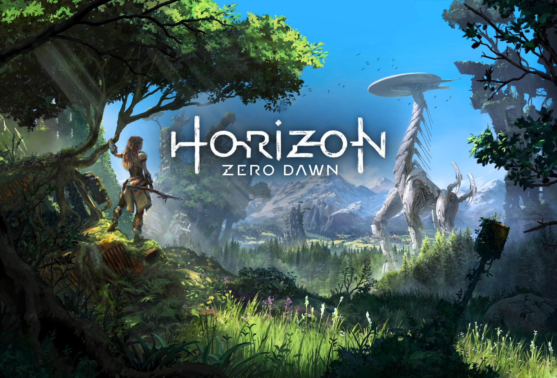 199 Horizon Zero Dawn Hd Wallpapers Background Images