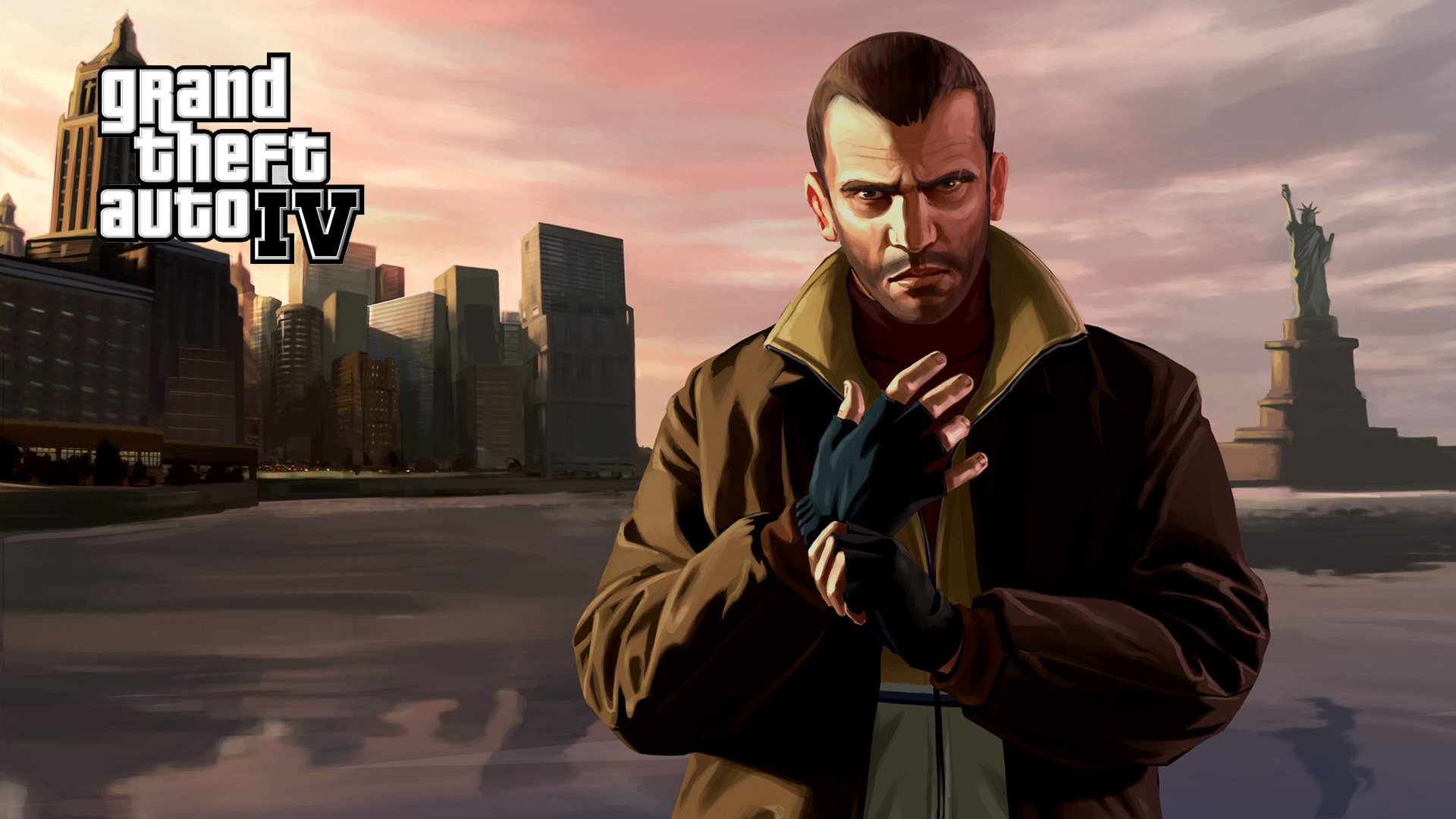 Hd Wallpaper Background Image Id X Video Game Grand Theft Auto Iv