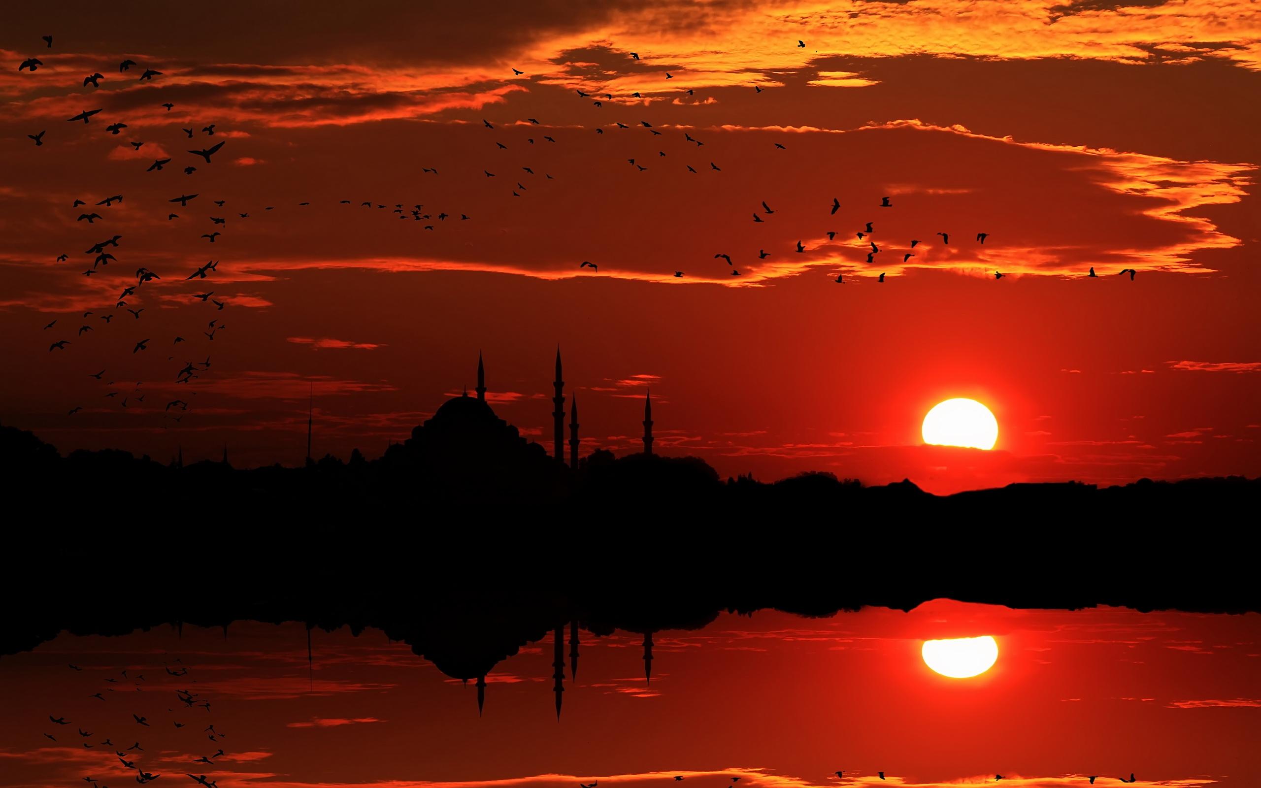 Istanbul Hd Duvar Kağıdı Arka Plan 2560x1600 Id602801