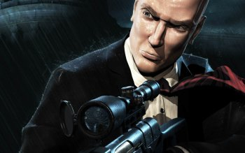 4 Hitman Codename 47 Hd Wallpapers Background Images