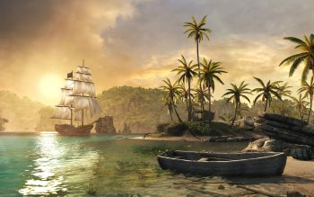 129 Assassin S Creed Iv Black Flag Hd Wallpapers Background