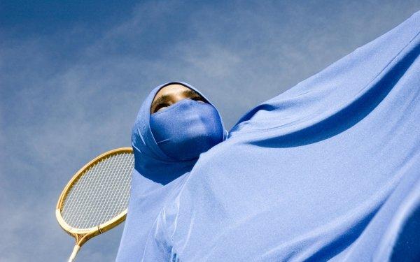 Women Mood Racquet HD Wallpaper | Background Image