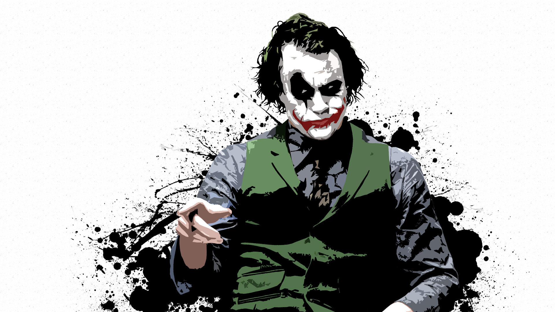 The Dark Knight HD Wallpaper