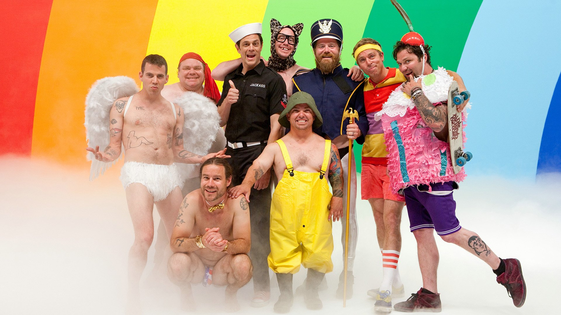 Jackass The Movie Full Screen Special Edition Movie HD free download 720p