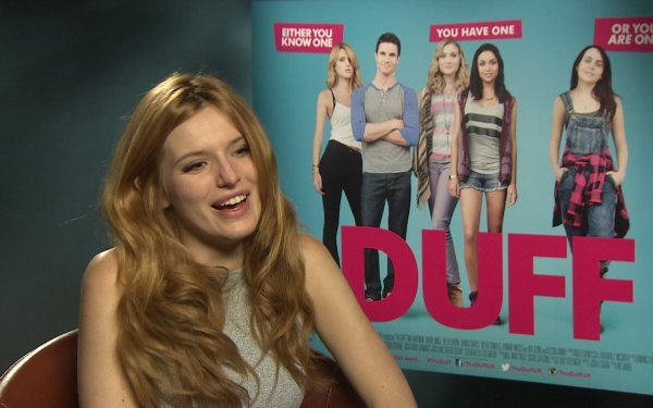 Movie The DUFF Bella Thorne HD Wallpaper | Background Image
