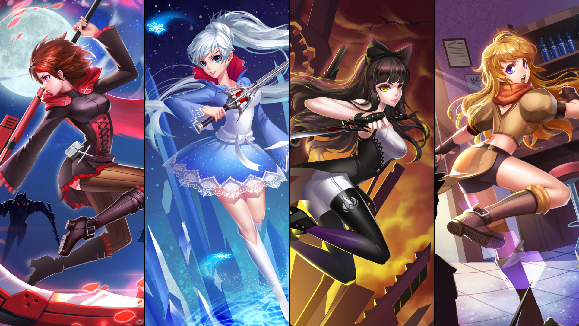 Wallpapers ID:607156
