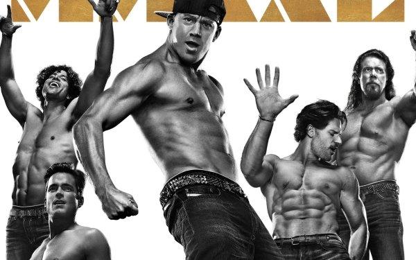 Movie Magic Mike XXL Channing Tatum HD Wallpaper | Background Image