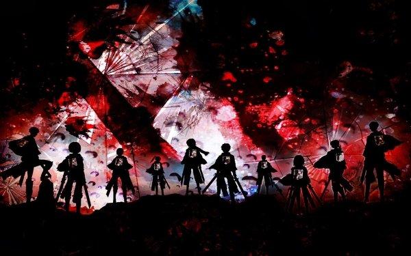 Anime Attack On Titan Shingeki No Kyojin Armin Arlert Ymir Sasha Blouse Mikasa Ackerman Jean Kirstein Eren Yeager HD Wallpaper | Background Image