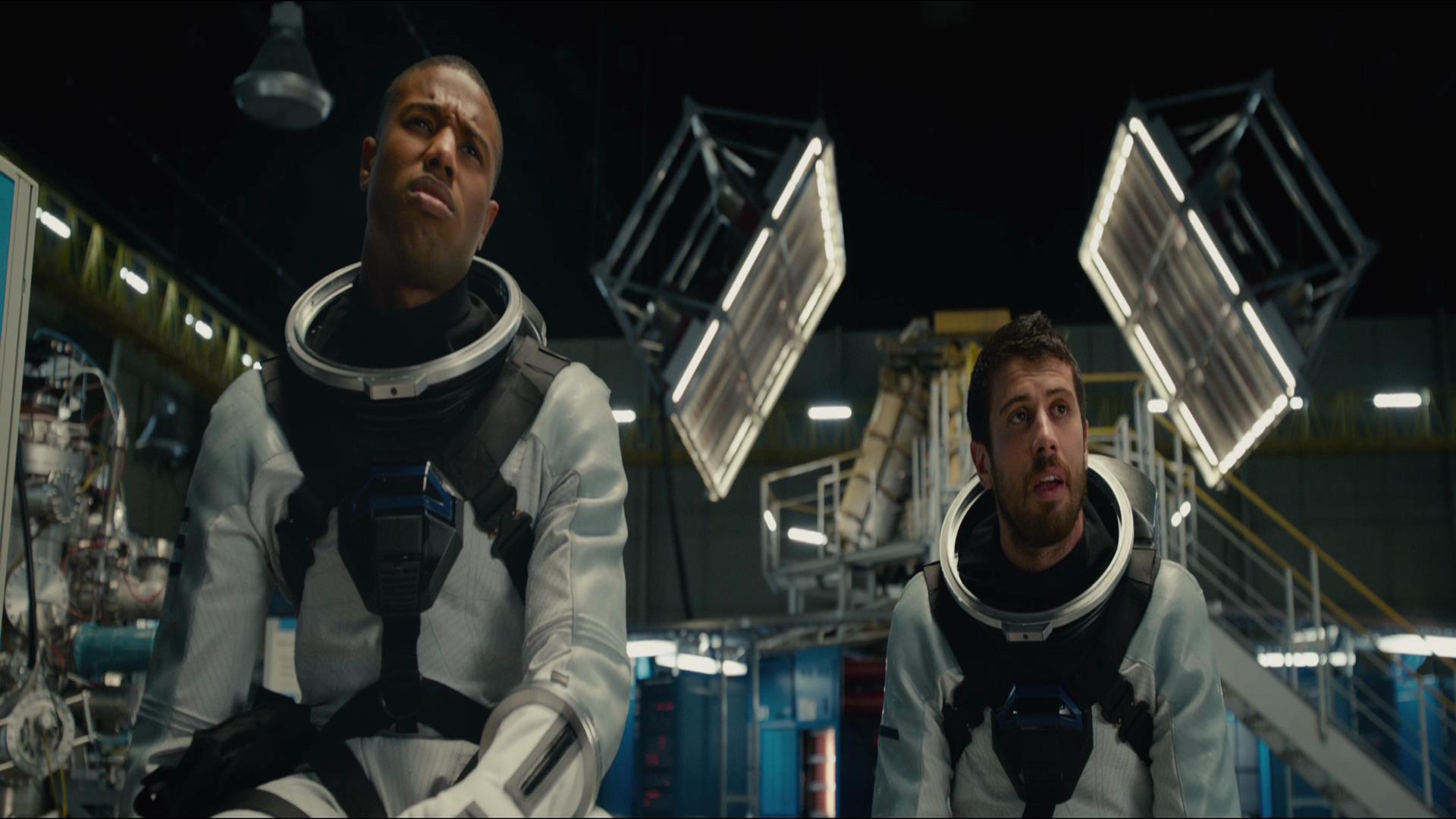 Movie - Fantastic Four (2015)  Astronaut Movie Fantastic Four Wallpaper