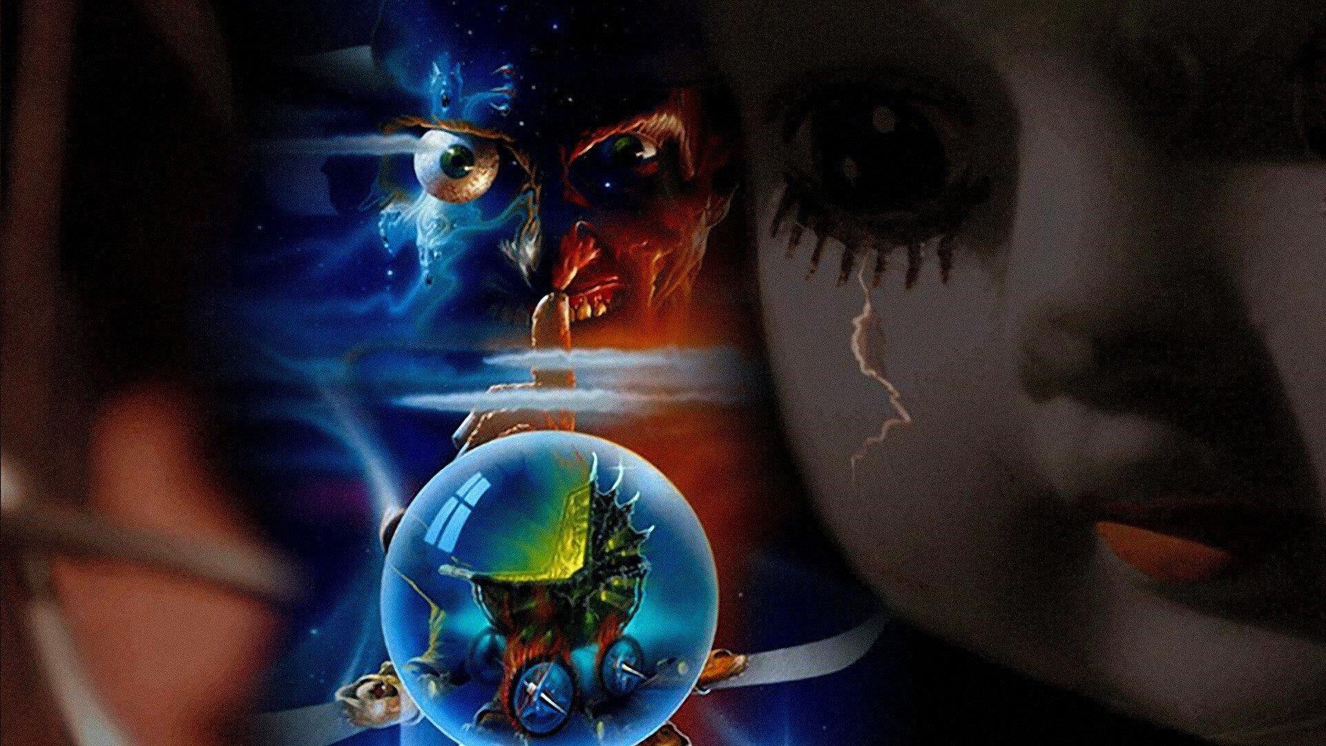 A Nightmare On Elm Street 5 The Dream Child Hd Wallpaper