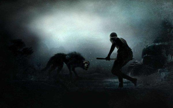 Film 300 Loup Spartan Spear Snow Fond d'écran HD | Image
