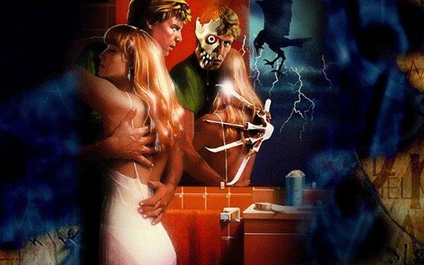 Movie A Nightmare on Elm Street 2: Freddy's Revenge A Nightmare On Elm Street HD Wallpaper   Background Image
