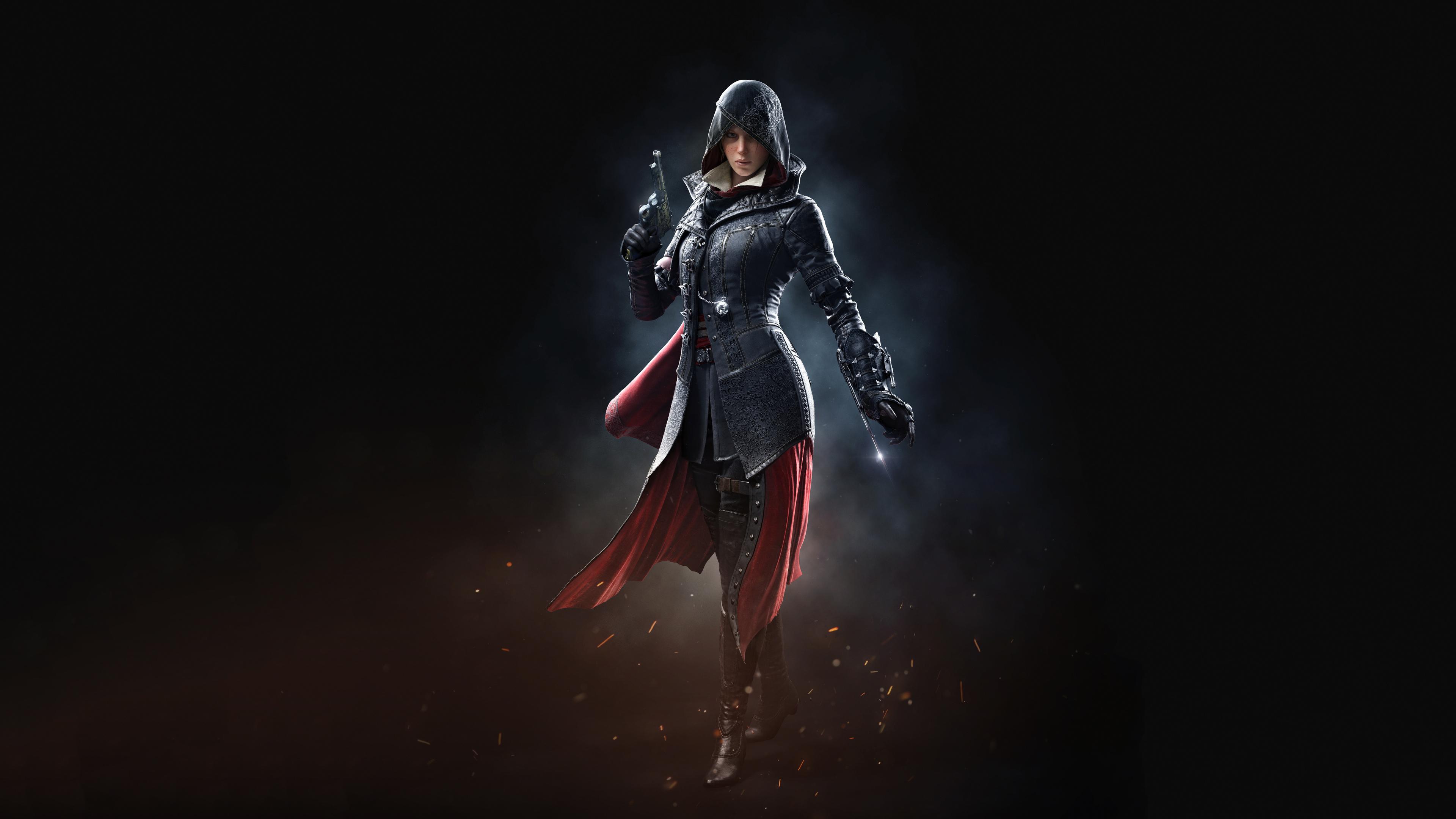 Assassins Creed Syndicate 4k Ultra Fondo De Pantalla Hd