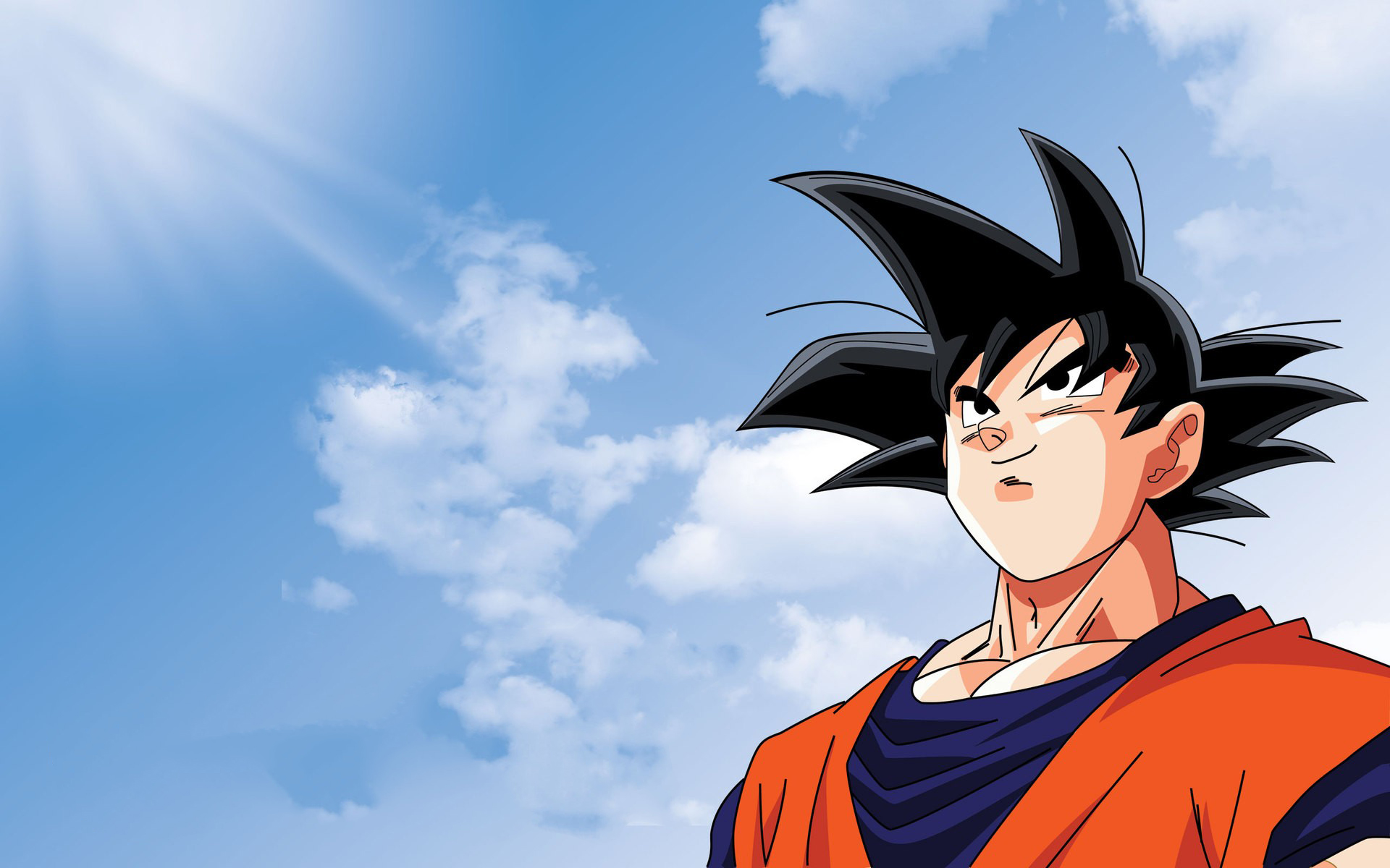 Goku hd wallpaper background image 1920x1200 id - Images dragon ball z ...