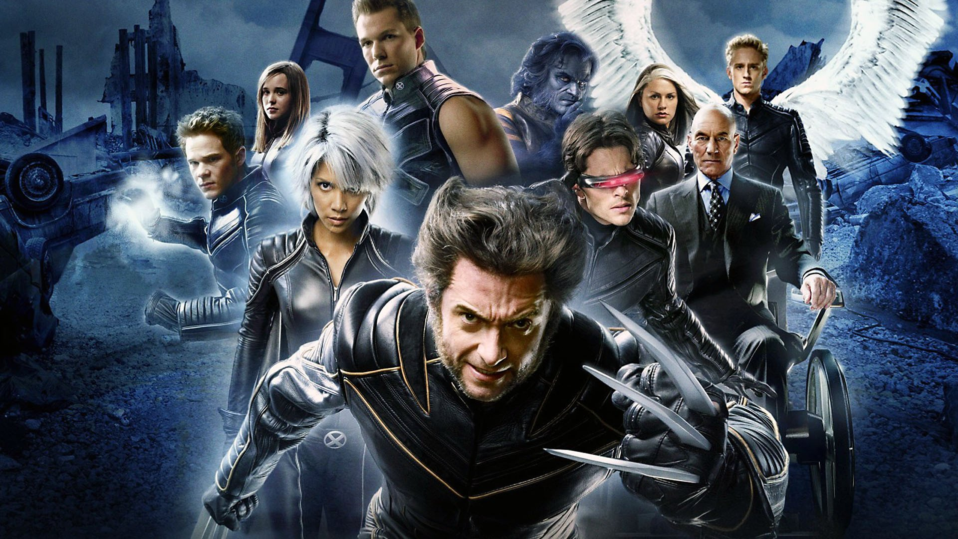 X Men The Last Stand Hd Wallpaper Background Image 1920x1080