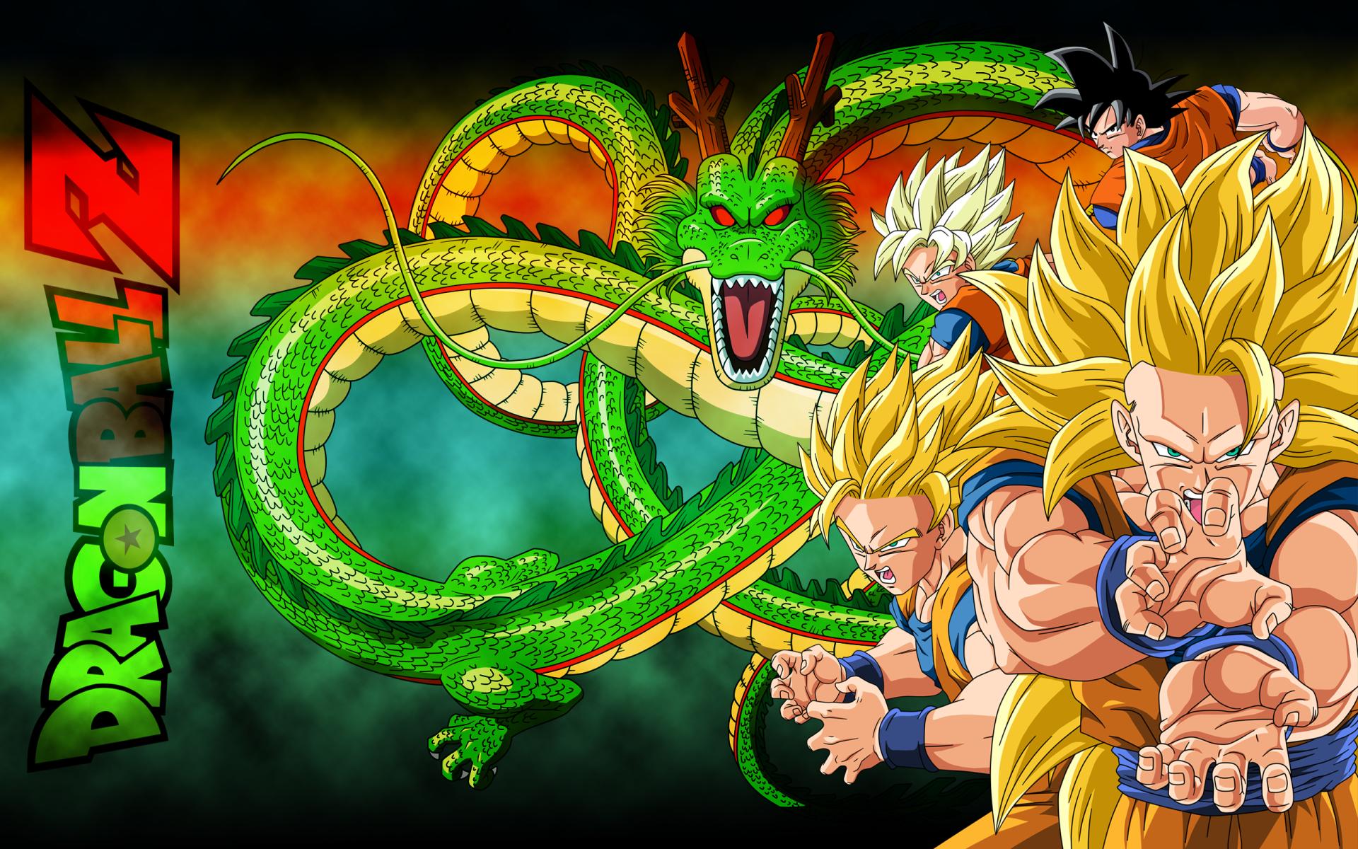 Goku's Journey Full HD Papel De Parede And Planos De Fundo