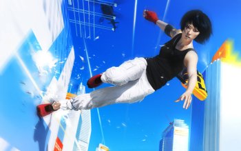 Video Game - Mirror's Edge Wallpapers and Backgrounds ID : 61166