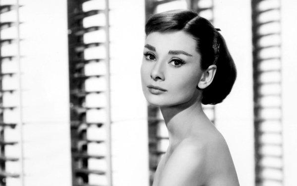 Celebrity Audrey Hepburn Actresses United Kingdom HD Wallpaper | Background Image