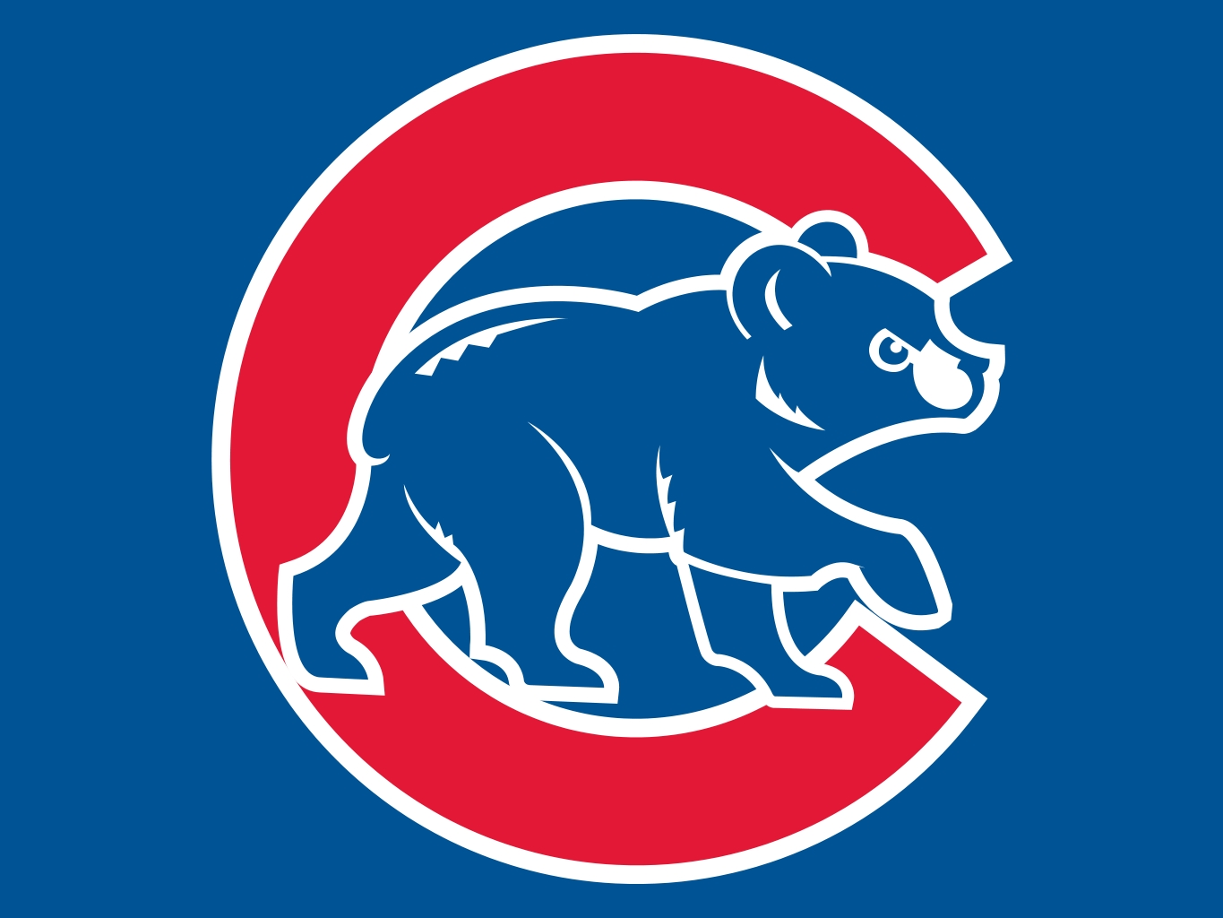 Chicago cubs wallpaper and background image 1365x1024 id 612447 wallpaper abyss - Cubs background ...
