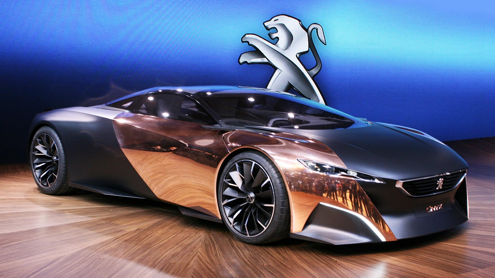 1 Peugeot Onyx Hd Wallpapers Background Images