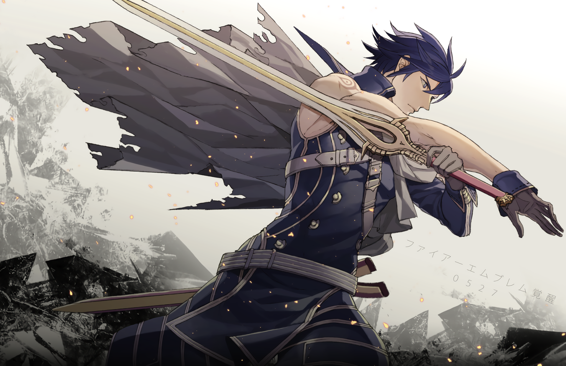 20 Chrom Fire Emblem Hd Wallpapers Background Images