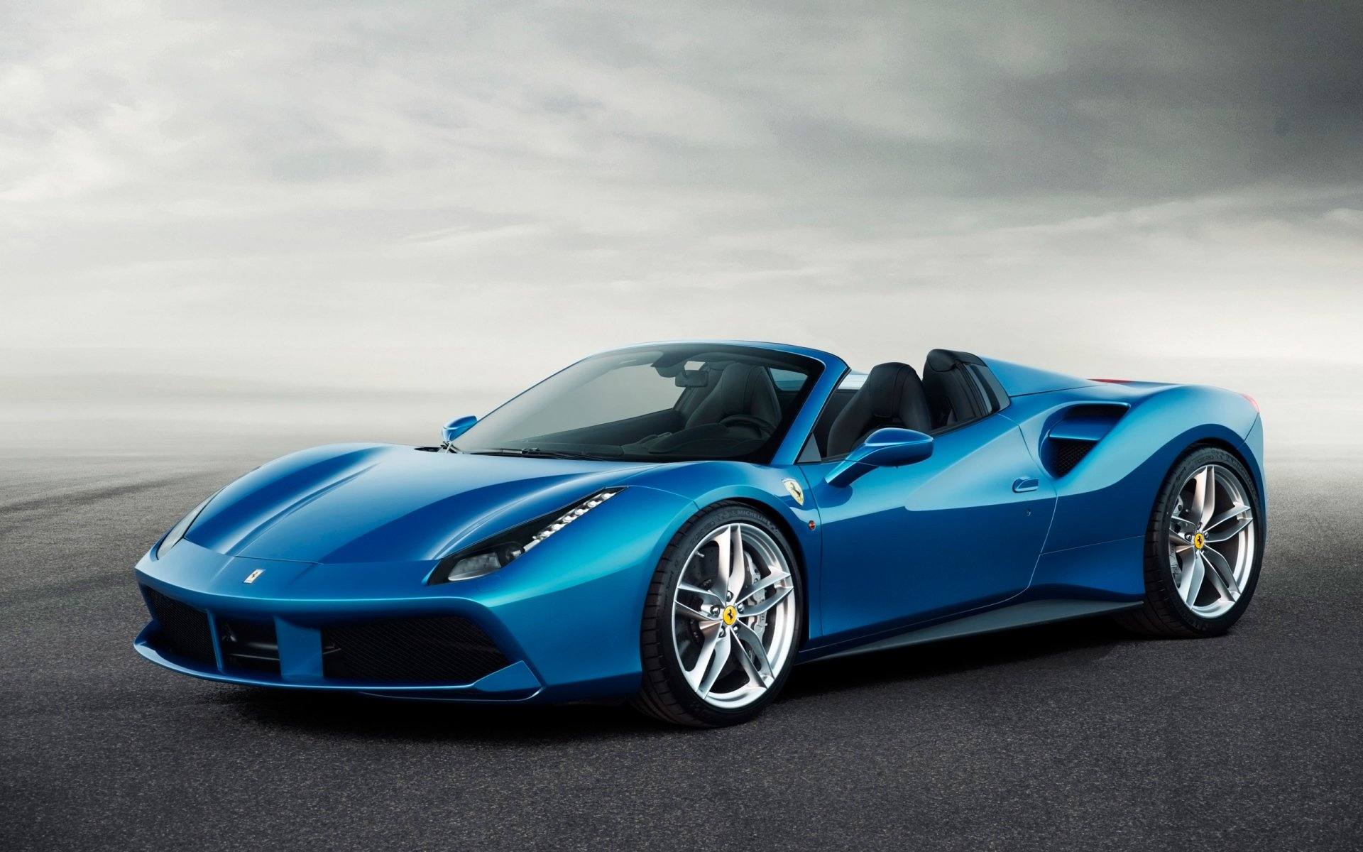 32 Ferrari 488 Spider Hd Wallpapers Background Images Wallpaper Abyss