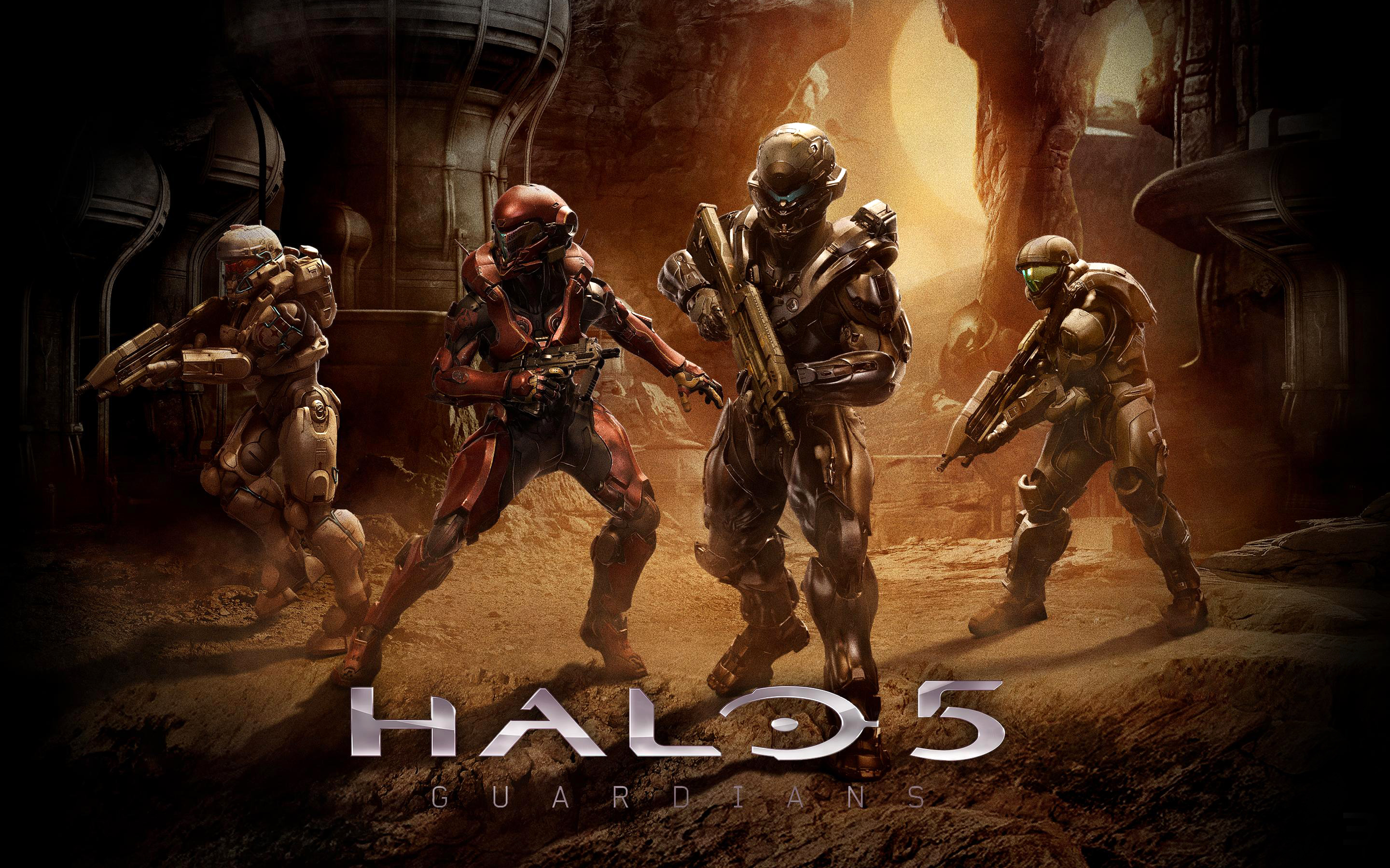 Halo 5: Guardians HD Wallpaper   Background Image   2880x1800   ID:615266 - Wallpaper Abyss