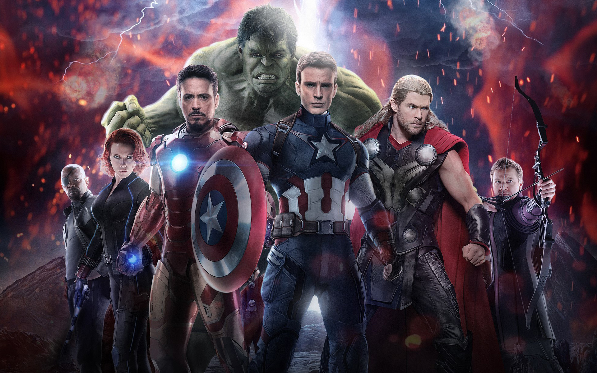 Age Of The Ultron Full Movie