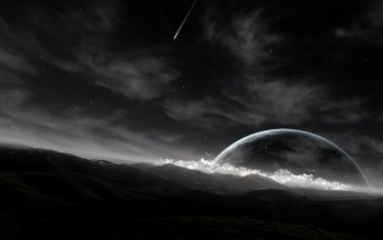Sci Fi - Planet Rise Wallpapers and Backgrounds ID : 61504