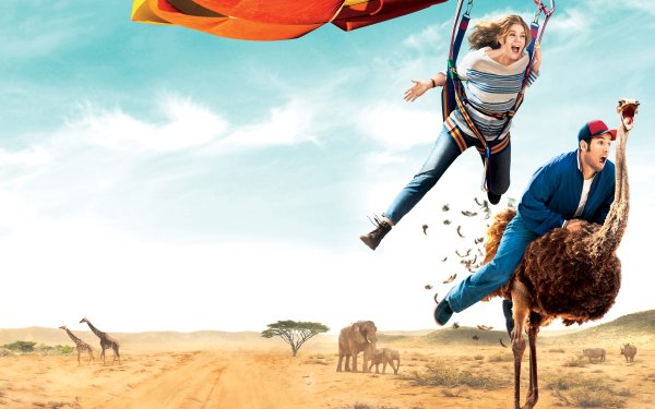 Movie Blended Adam Sandler Drew Barrymore HD Wallpaper   Background Image