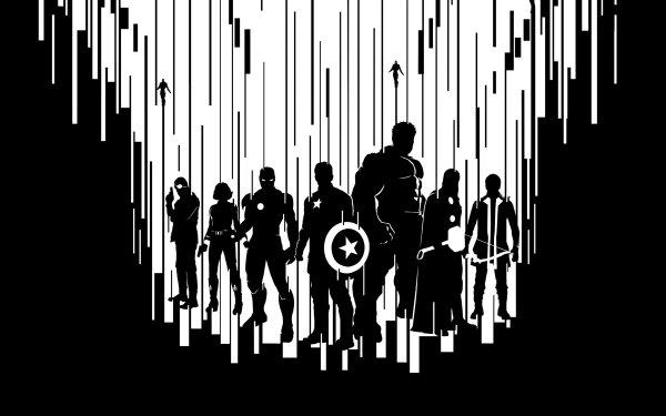 Film Avengers : L'ère d'Ultron Avengers Nick Fury Veuve Noire Natasha Romanoff Iron Man Captain America Hulk Thor Œil-de-Faucon Fond d'écran HD | Image