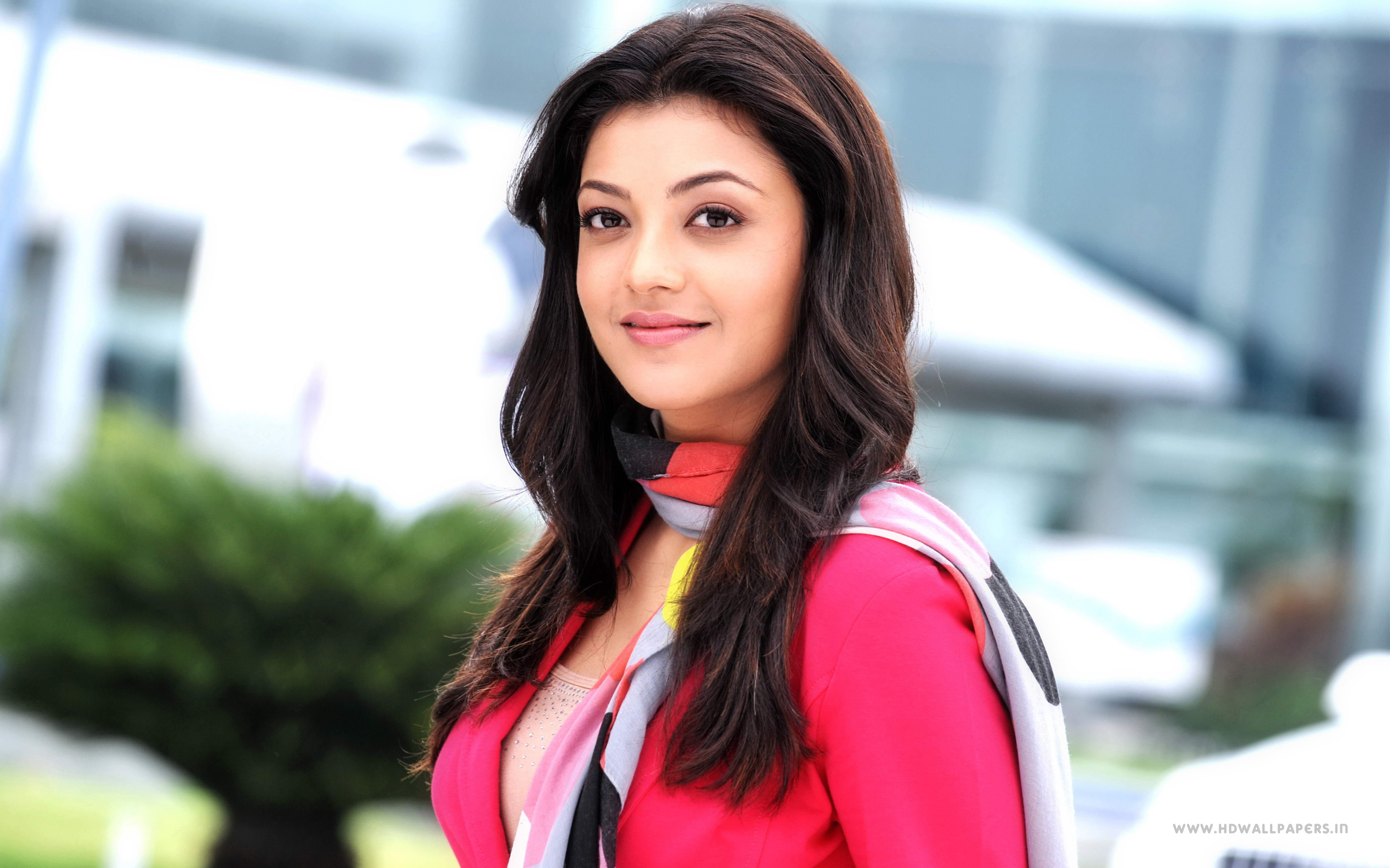 kajal aggarwal full hd wallpaper and background image | 2880x1800