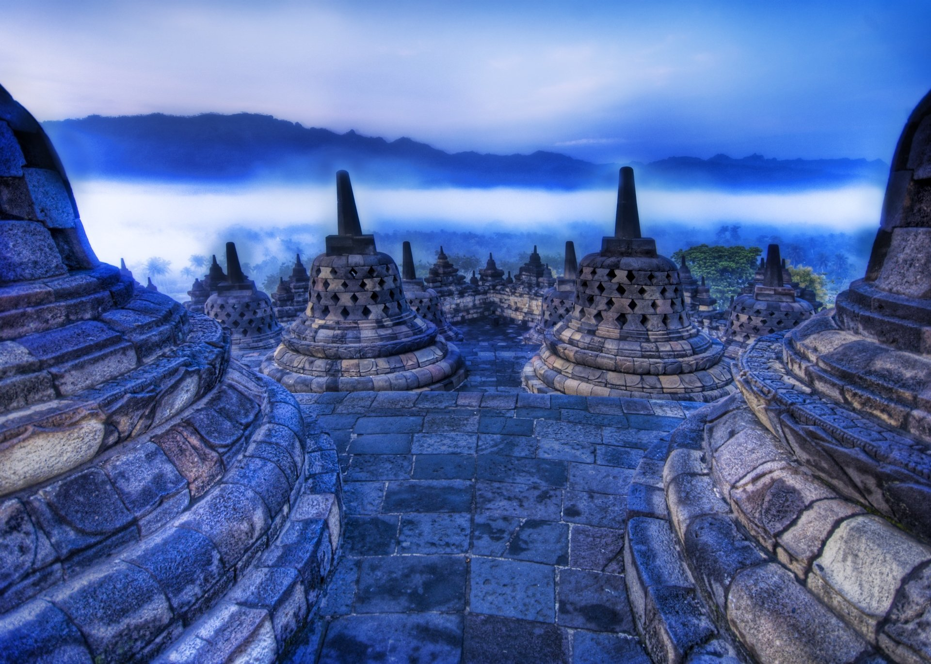 26 Borobudur HD Wallpapers