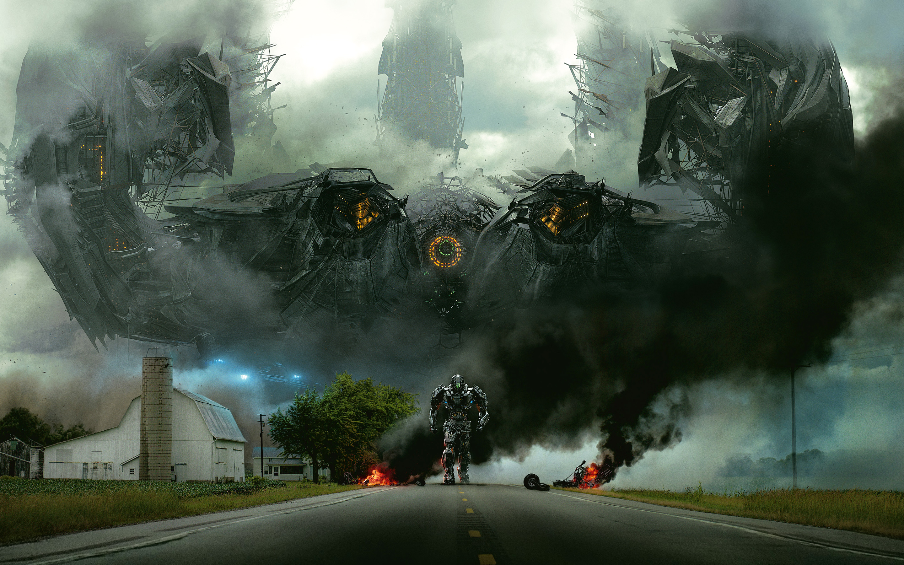 transformers: age of extinction hd wallpaper | background image