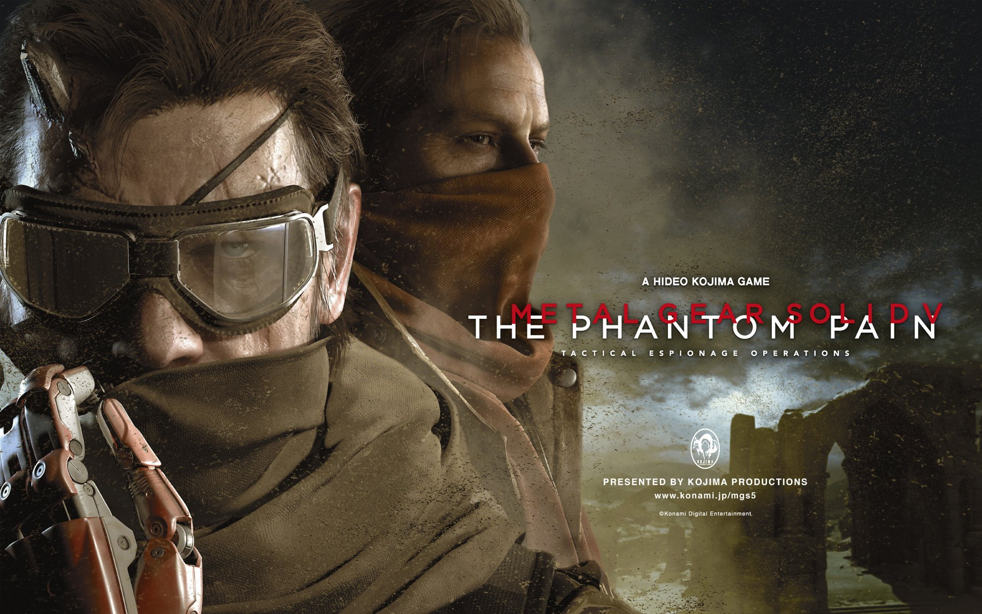 385 Metal Gear Solid Hd Wallpapers Background Images Wallpaper