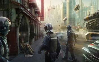 Science-Fiction - Großstadt Wallpapers and Backgrounds ID : 61986