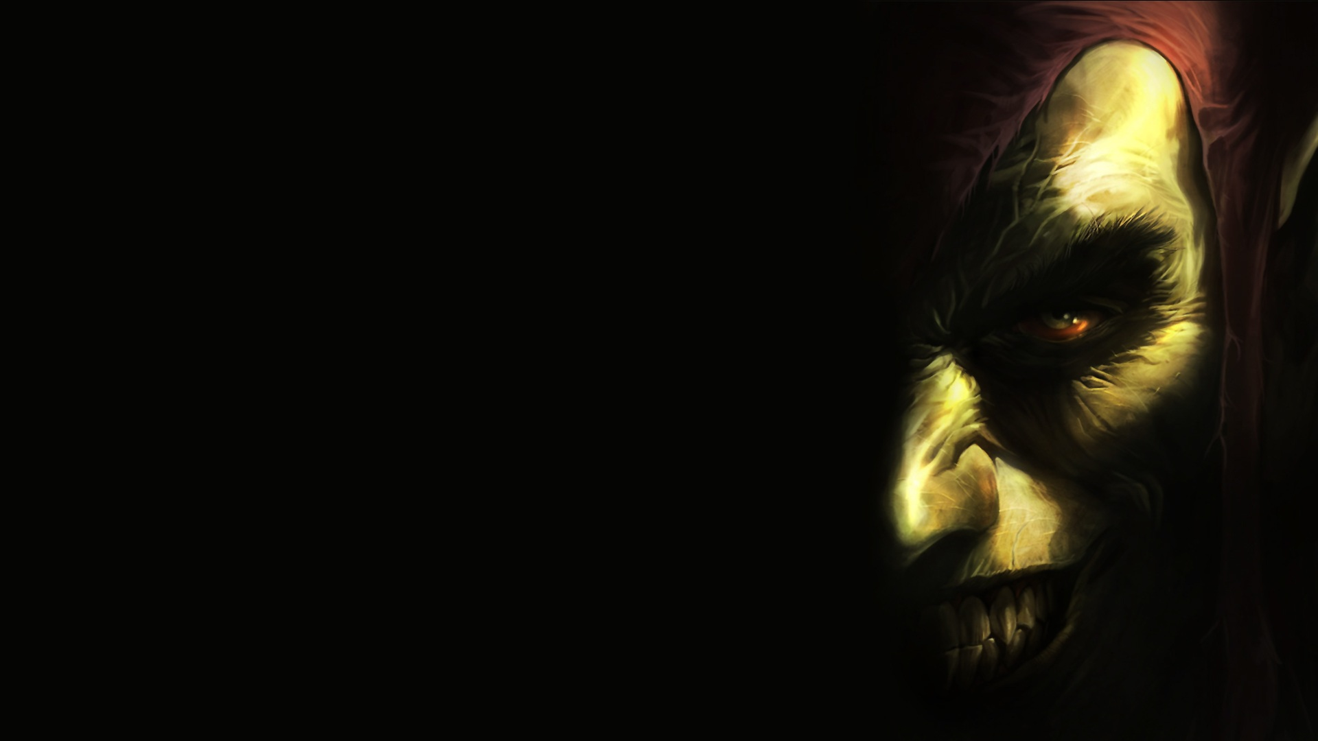Green Goblin Full HD Wallpaper and Background 1920x1080 ID621215
